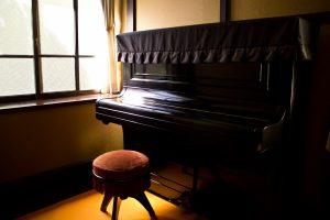 引越しで2階に移動させたいピアノ