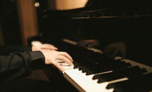 引越し後に調律するピアノ