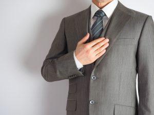 事務所のビジネスマン