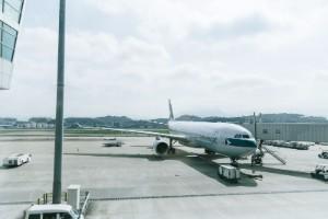 日本通運などの海外への引越しで利用する飛行機