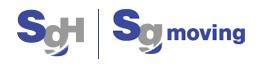 SGムービングのロゴ